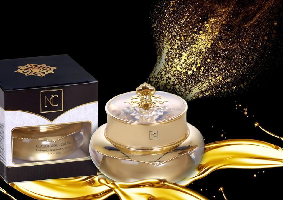 Claude Gold Cream – كريم الذهب