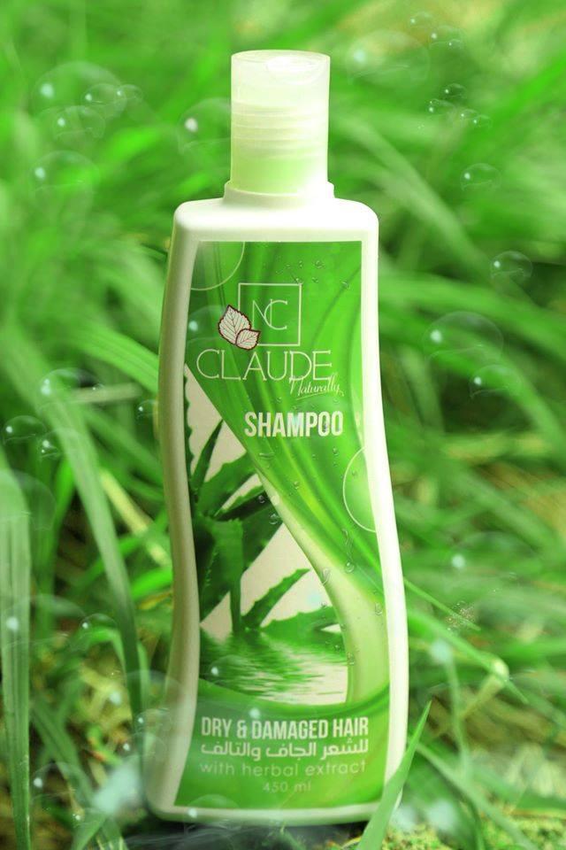 Dry & Damaged Hair Shampoo – للشعر الجاف والتالف