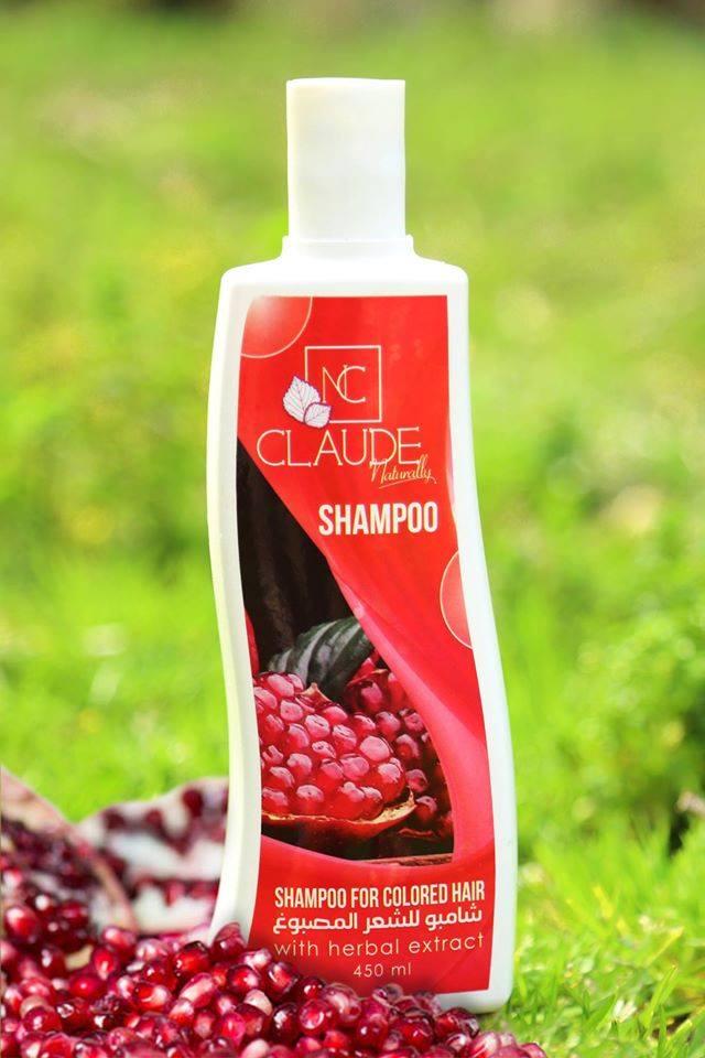 Shampoo for Colored hair – شامبو للشعر المصبوغ