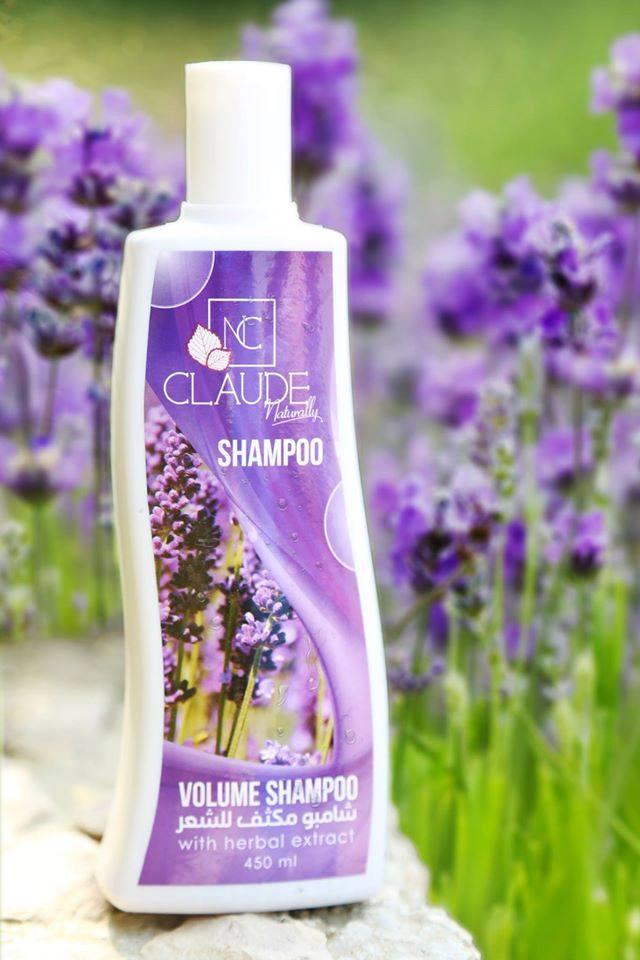 Volume Shampoo – شامبو مكثف للشعر